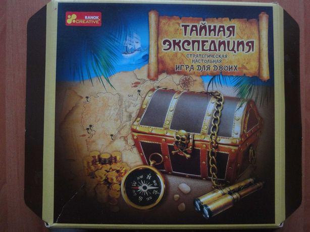 Настольная игра Тайная экспедиция
