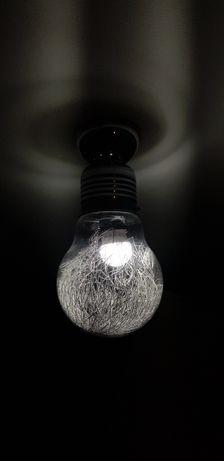 Lampa wisząca bulb żarówka mała