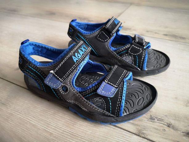 Sandały sandałki  chłopięce rozm. 31