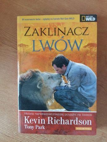 """""""Zaklinacz lwów"""""""