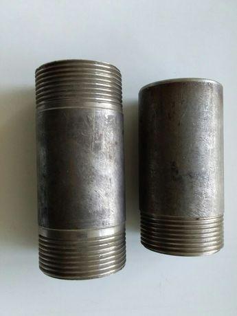 Продам згони с нержавеющей стали диаметр 48мм.