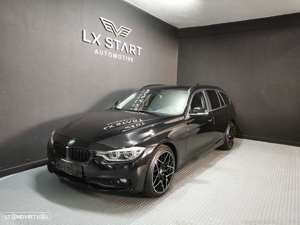 BMW 316 d Touring Auto Exclusive