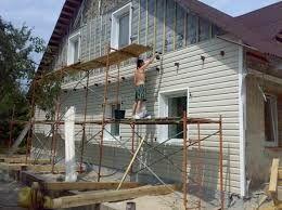Кровельные, фасадные работы под ключ. Ремонты, строительство.