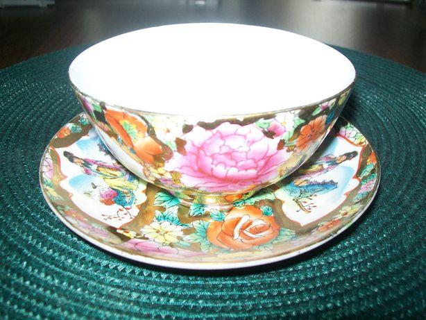 Chińska ceramiczna miseczka