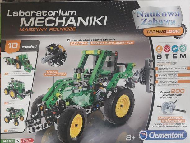 Klocki Laboratorium Mechaniki - Maszyny Rolnicze
