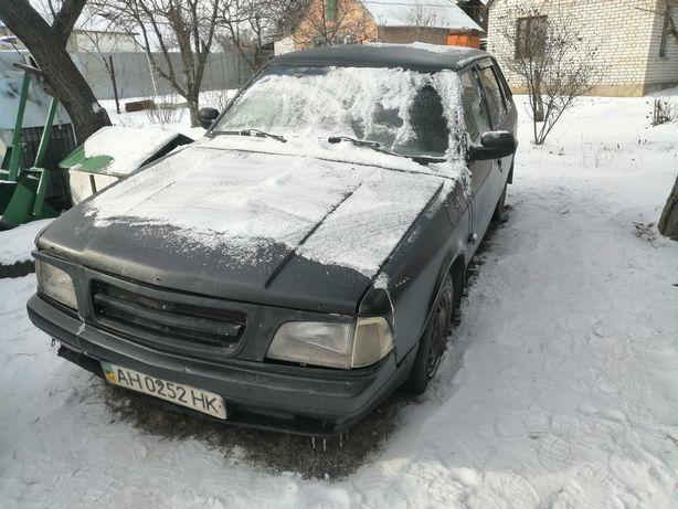 Москвич 2141 с газом