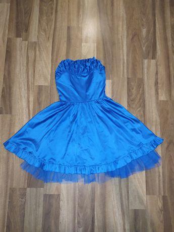 elegancka sukienka hiszpanka s