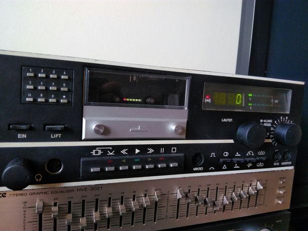 Odtwarzacz kaset DDR 6500 CAW-AW znakomicie odtwarza kasety