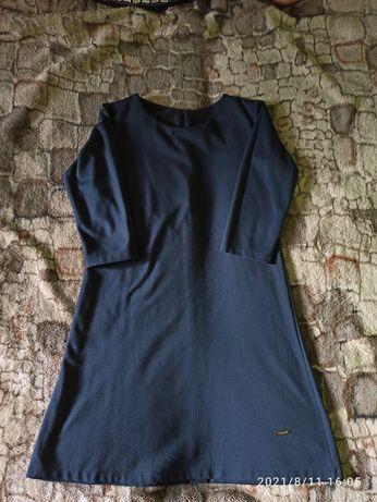Suknia krój trapez, rozm L