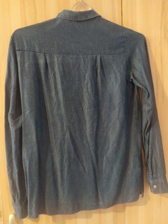 Koszula jeansowa r. 38