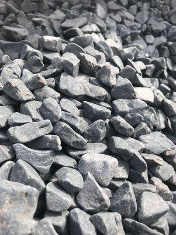 Otoczak Nero/kamień ogrodowy/dostawa/Kielce/Bilcza/kamieńozdobny/tanio