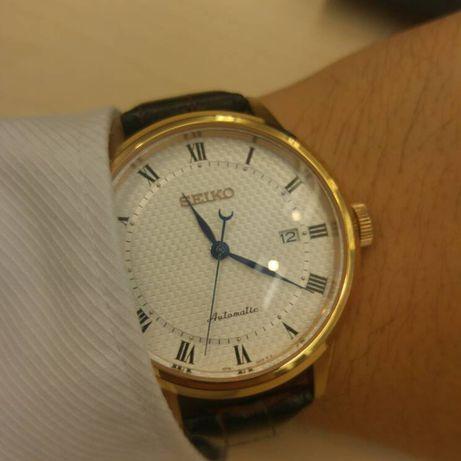 zegarek automatyczny SEIKO model Seiko SRP772 stan bdb