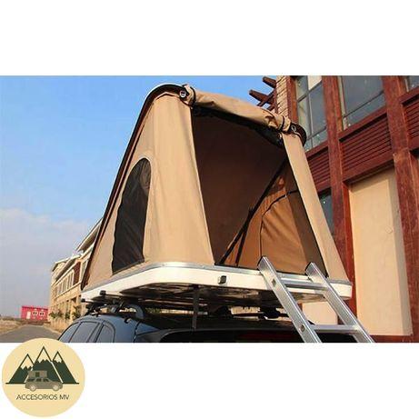 Tendas do Tejadilho para qualquer veiculo ou van.