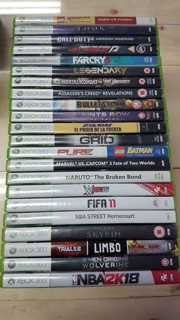 Jogos para a Xbox 360