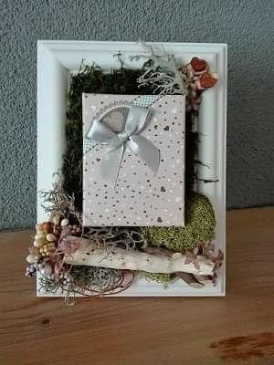 Ramka okolicznościowa prezent, ślub, wesele, rocznica ślubu
