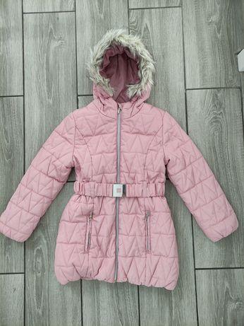Coccodrillo zimowy płaszczyk ciepły, pikowany rozm.116