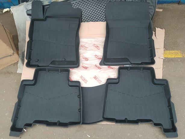 Коврики в салон Toyota Prado 120, 150 (09-)(13-)/Lexus GX460