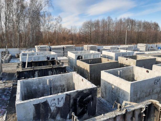 szamba, szambo, zbiorniki betonowe 12m3 wysoka jakość wodoszczelne