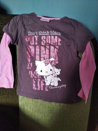 Nowa bluzeczka dla dziewczynki 86