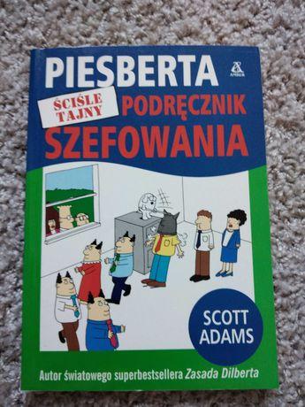 Piesberta podręcznik szefowania - Scott Adams