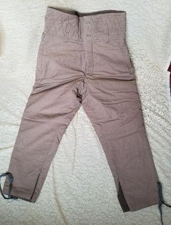 Штаны от офицерского комплекта зимней одежды СССР