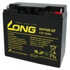 Акумулятор Kung Long WP18-12shr для UPS APC