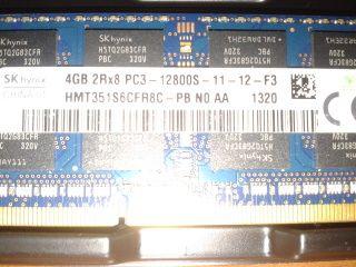 DDR 3 8g 2по 4g