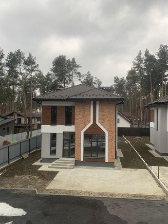 Продам дом в лесу 203 кв 4 ком Бортничи Гнедин Лес