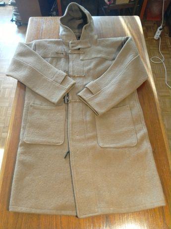 ORYGINALNY DUFFLE COAT - płaszcz brytyjski z czasów II Wojny Światowej