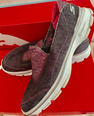Skechers кроссовки мокасины