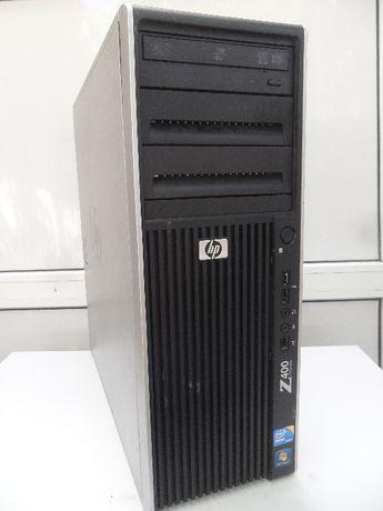 Мощный компьютер с процессором Xeon 6/12 ядер потоков