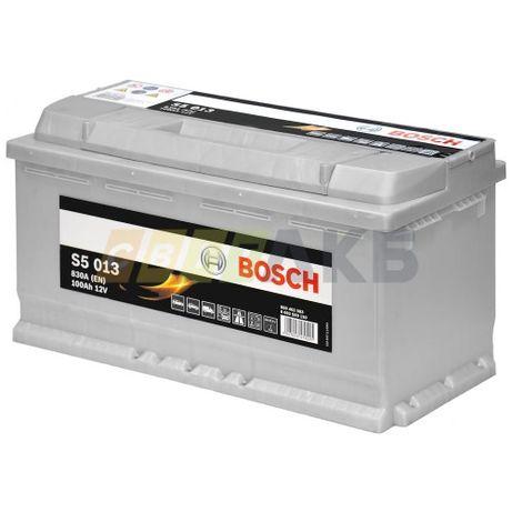 Аккумулятор 100А Bosch