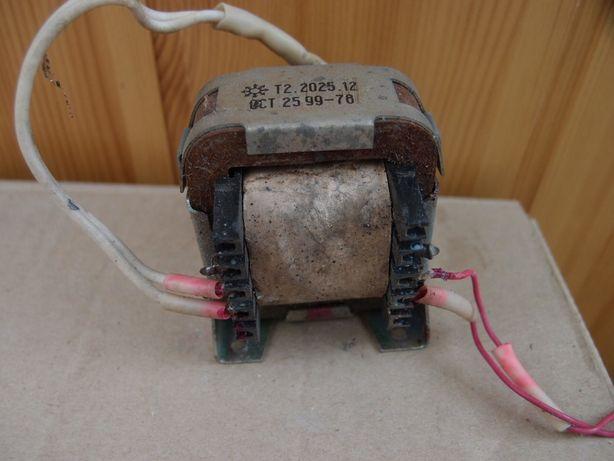 Трансформатор понижающий 220 - 6 Вольт