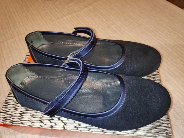 Продам туфли кожаные 35-36