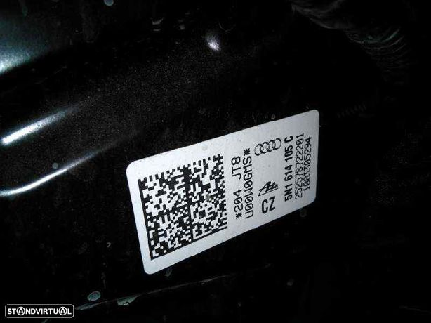 5N1614105C Servo Freio AUDI Q3 (8UB, 8UG) 2.0 TDI quattro CFFB