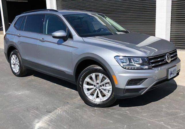 2020 Volkswagen Tiguan Продам Авто