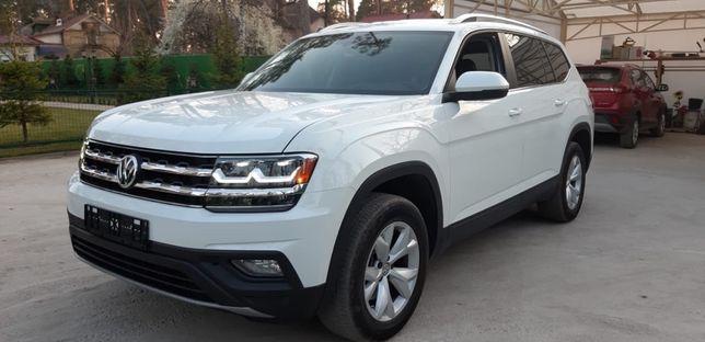 Volkswagen Atlas 2018 год