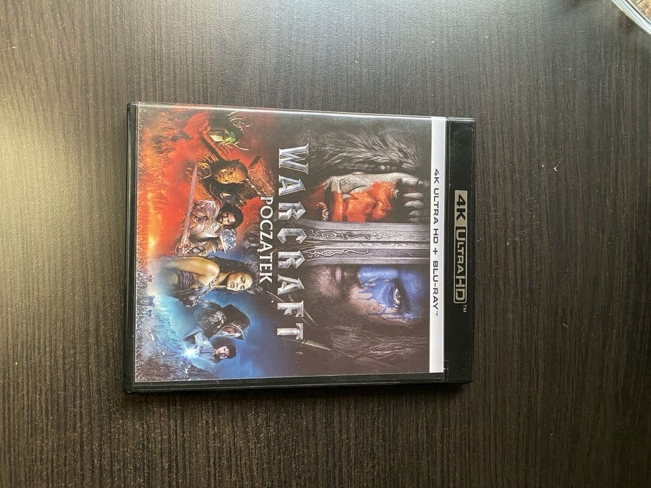 Warcraft uhd 4k hdr bluray Poznań - image 1