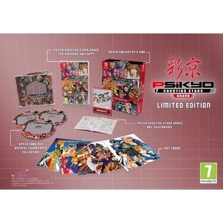Nintendo Switch Psikyo Shooting Stars Bravo Edition