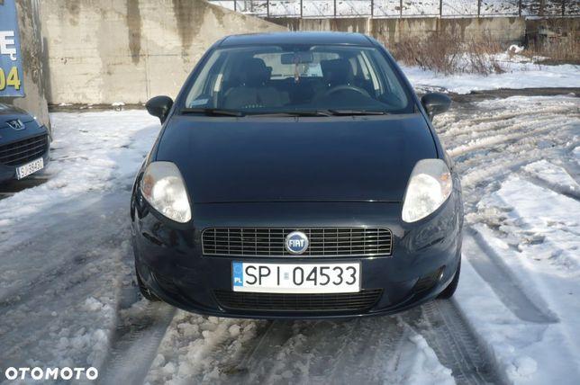 Fiat Punto Fiat Grande Punto 1.2 benz Salon Polska Perfekcyjny!