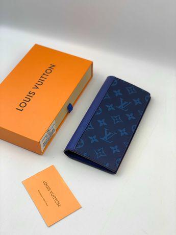 Кошелек бумажник купюрник портмоне органайзер клатч Louis Vuitton k336