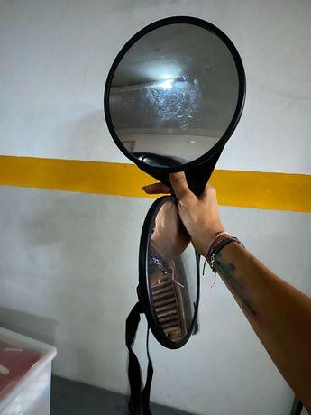Espelhos vigia bebé