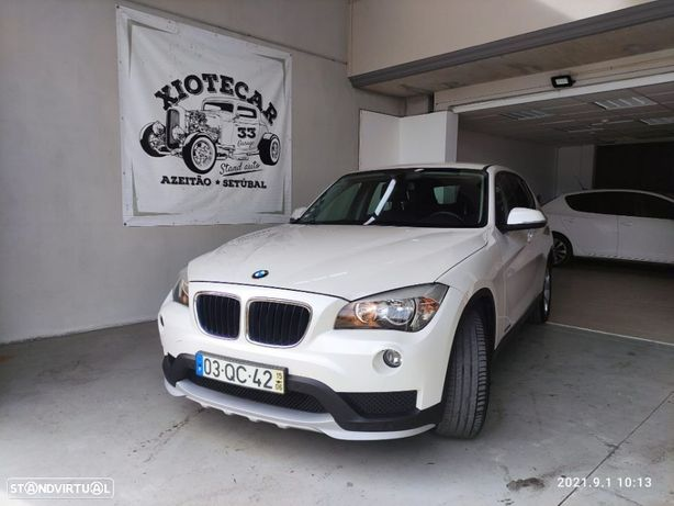 BMW X1 18 d sDrive Line Sport