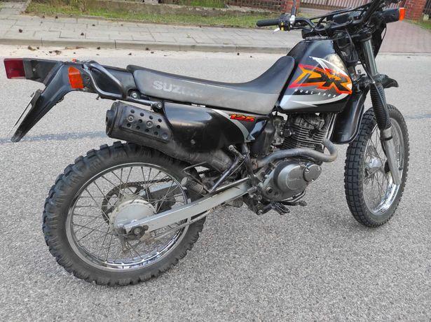Suzuki DR 125 Dual Sport ,zarejestrowany