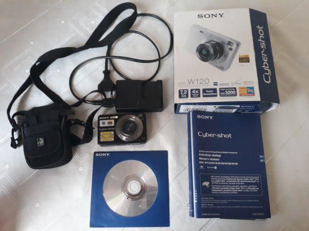 Aparat fotograficzny Sony Cyber-shot DSC-W120