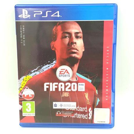 Gra PS4 Fifa 2020