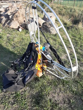 Paralotnia adventure w całości lub na części