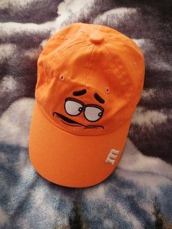 czapka chłopięca M&M r. 110-116