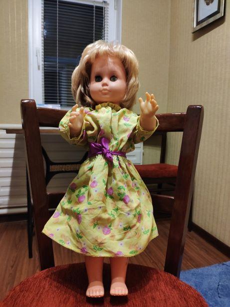 Кукла антиквариат детская