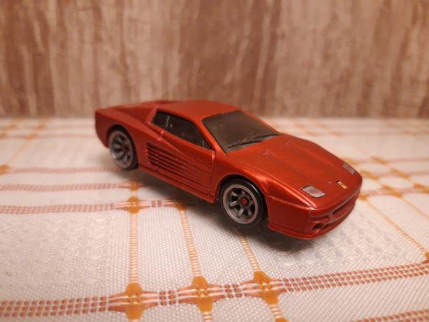 Hot Wheels - Ferrari F 512 M